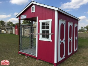 Dog Kennel2 | Mega Storage Sheds