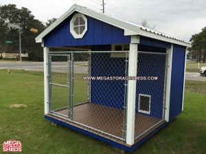 Dog Kennel7 | Mega Storage Sheds
